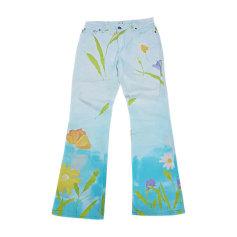 Jeans svasato, boot-cut ROBERTO CAVALLI Multicolore