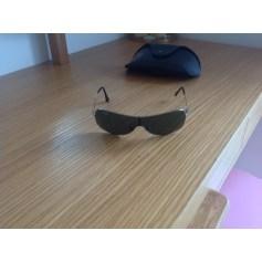 Sonnenbrille RAY-BAN Silberfarben, stahlfarben