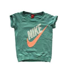 Sweatshirt NIKE Green