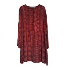 Robe courte ANTIK BATIK Rouge, bordeaux