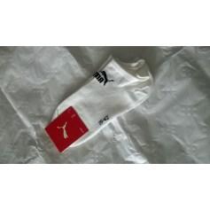 Calze PUMA Bianco, bianco sporco, ecru