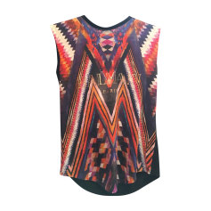 Top, t-shirt BALMAIN Multicolore