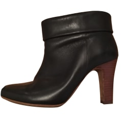 High Heel Boots SÉZANE Black