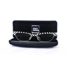 Monture de lunettes ALAIN MIKLI Noir et Blanc