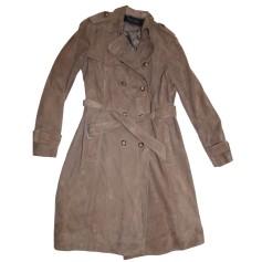 Manteau en cuir Tara Jarmon  pas cher