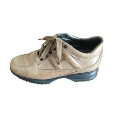 Chaussures De Sport Pour Les Femmes En Vente, Bronze, Cuir, 2017, 36 35 35,5 38 36,5 38,5 39,5 Hogan