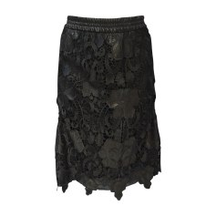 ec9e3c6622128f Jupes Zara Femme Simili cuir : articles tendance - Videdressing