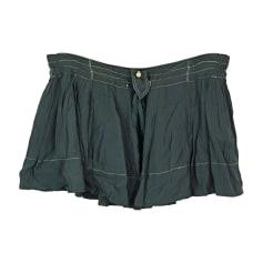 Mini Skirt ISABEL MARANT Green