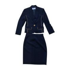 Blazer, veste tailleur ALBERTA FERRETTI Bleu, bleu marine, bleu turquoise
