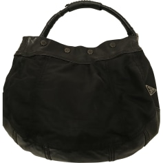 Non-Leather Handbag PRADA Black
