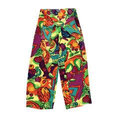 Pantalone largo LA PERLA Multicolore