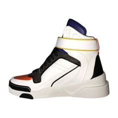 Sneakers GIVENCHY White, off-white, ecru