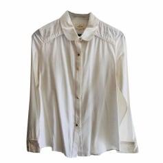 Shirt SÉZANE White, off-white, ecru