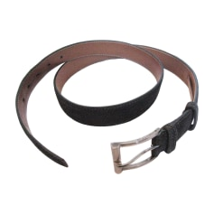 Belt J.M. WESTON Black
