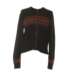 Pull ABERCROMBIE & FITCH Marron