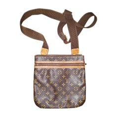 Borsa a tracolla LOUIS VUITTON Marrone