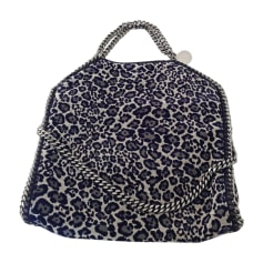 Non-Leather Handbag STELLA MCCARTNEY Falabella Animal prints