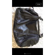 Sac à main en cuir ARTHUR & ASTON Noir