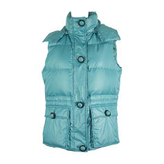 Down Jacket M MISSONI Blue, navy, turquoise