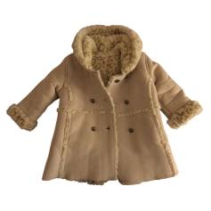 Coat ESCADA Beige, camel