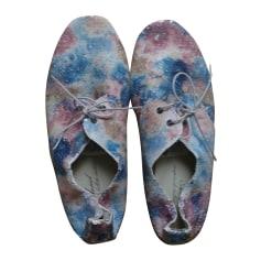 Chaussures à lacets  ANNIEL Multicouleur