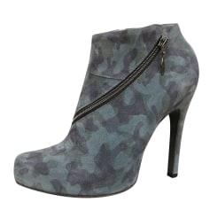 Bottines & low boots à talons FREE LANCE Multicouleur
