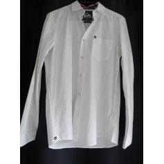 Chemise QUIKSILVER Blanc, blanc cassé, écru