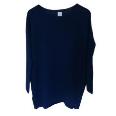 Pull tunique DES PETITS HAUTS Bleu, bleu marine, bleu turquoise