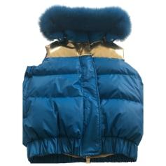 Doudoune PYRENEX Bleu, bleu marine, bleu turquoise