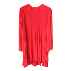 Mini-Kleid ZARA Rot, bordeauxrot