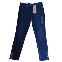 Skinny Jeans LEVI'S Blue, navy, turquoise