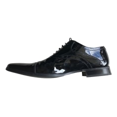 Lace Up Shoes ZARA Black