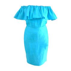 Completo SARTORIALE Blu, blu navy, turchese