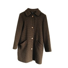 Manteau A.P.C. Marron