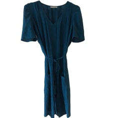 Robe mi-longue BIMBA & LOLA Bleu, bleu marine, bleu turquoise