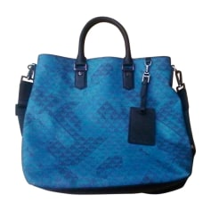 Shoulder Bag EMPORIO ARMANI Blue, navy, turquoise