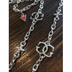 Halsketten GUESS Silberfarben, stahlfarben