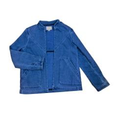 Veste SÉZANE Bleu, bleu marine, bleu turquoise