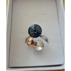Bague SWAROVSKI Bleu, bleu marine, bleu turquoise