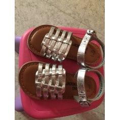 Sandales PRIMARK Argenté, acier