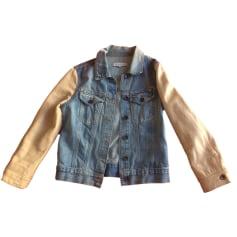 Jacket SANDRO Blue, navy, turquoise