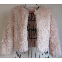 Jacke H&M Pink,  altrosa