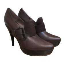 Pumps, Heels PURA LOPEZ Brown