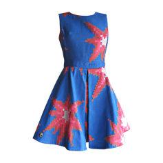 Mini-Kleid PHILIPP PLEIN Blau, marineblau, türkisblau