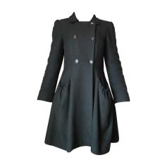 Coat MIU MIU Black