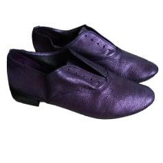 Ballerines REPETTO Violet, mauve, lavande