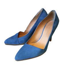 Pumps SÉZANE Blau, marineblau, türkisblau