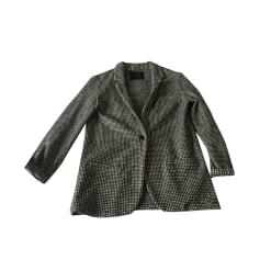 Blazer, veste tailleur DES PETITS HAUTS Noir