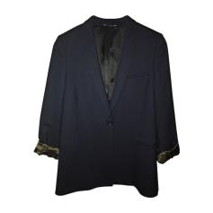 Blazer, veste tailleur PAUL SMITH Bleu, bleu marine, bleu turquoise