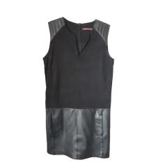 Mini-Kleid COMPTOIR DES COTONNIERS Schwarz